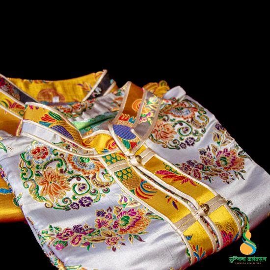 Tamanag Modi Coat