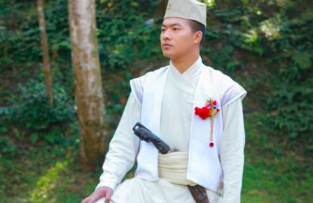 Picture for category Men's Cultural Wear