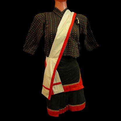 Newari Dress Set