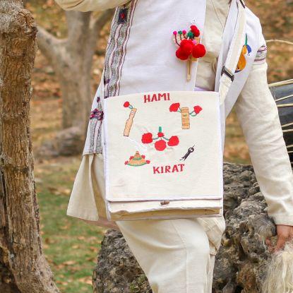 Kirat Jhola, Nepali Handmade Bag