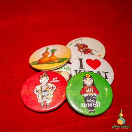 Kirati Badge